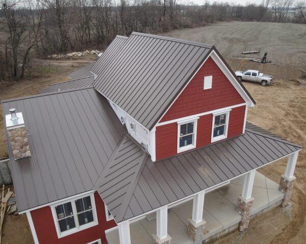 کاربرد استفاده از ساندویچ پانل سقفی ماموت - Application Use of mammut roof sandwich panel
