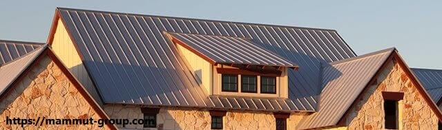 پوشش سقف و دیوار سوله ها چیست؟ | ماموت گروپ