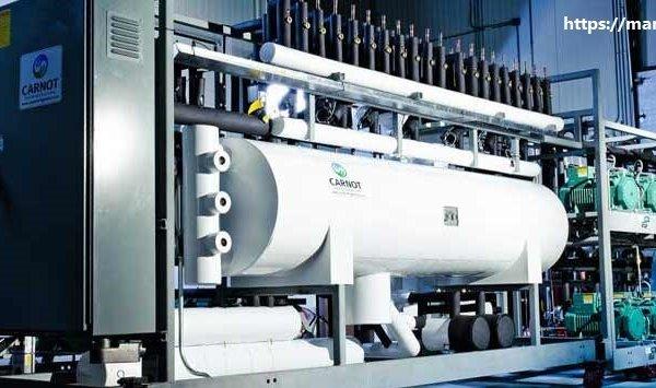 سردخانه صنعتی ، Industrial refrigeration