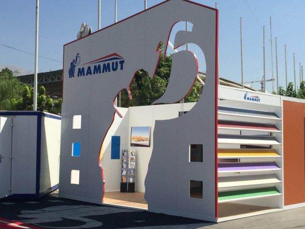 طرح ماموت ساندویچ پانل ماموت گروپ ، Mammoth Group sandwich panel mammoth design