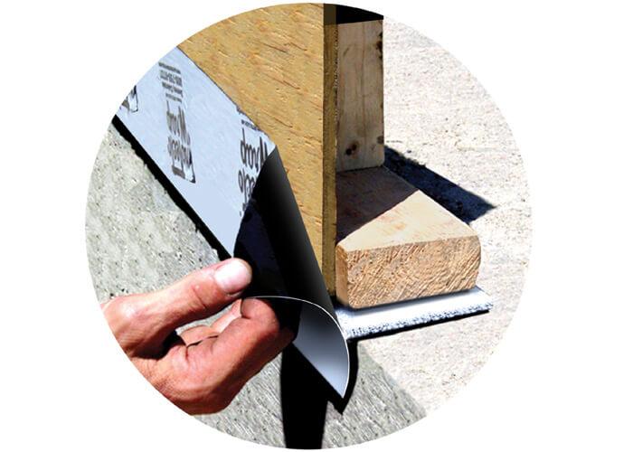 افزودن قشاء ضد رطوبت به ساختمان های ویلایی