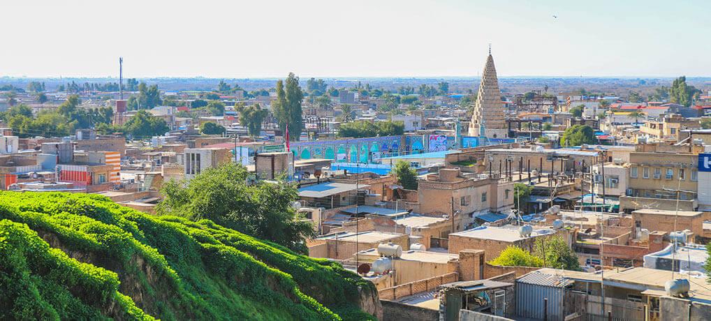 ساندویچ پانل خوزستان