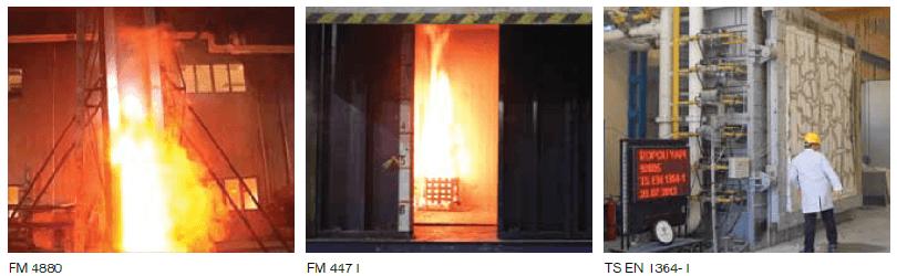 ساندویچ پانل نسوز - ساندویچ پانل مقاوم در برابر آتش محصولات ...
